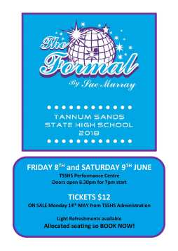 School Musical- The Formal